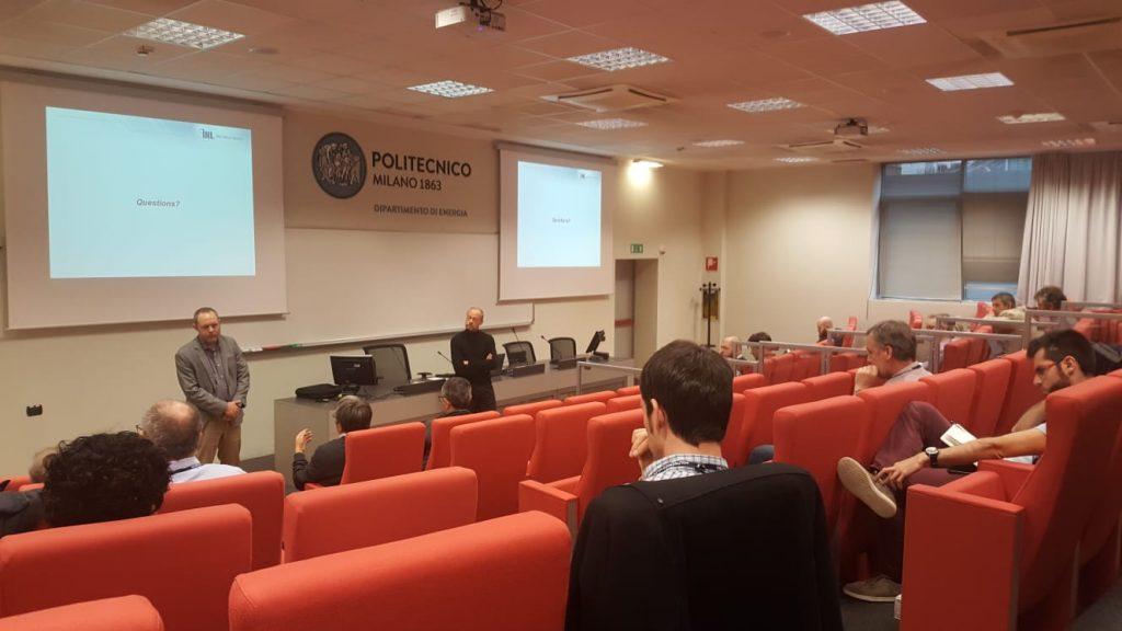 GENIORS workshop n°3 in Milan